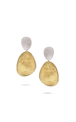 Marco Bicego Diamond Lunaria Earrings OB1462-B-YW product image
