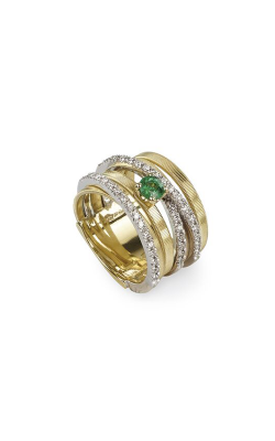 Marco Bicego Goa Yellow White Gold Ring AG316-B-SM3 product image