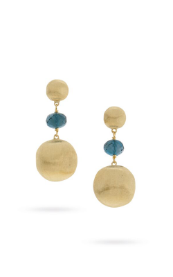 Marco Bicego Africa Color Earrings OB927 TPL01 Y product image