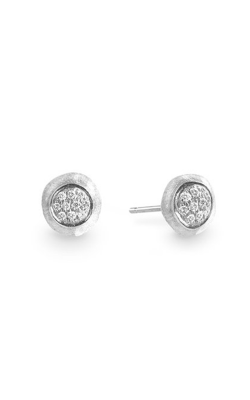 Marco Bicego Jaipur Diamond Earrings OB1377 B W product image