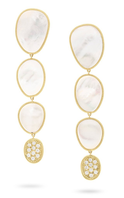 Marco Bicego Lunaria Earrings OB1504-B-MPW product image