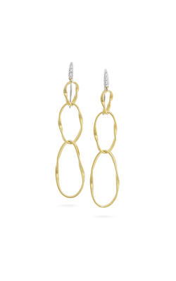 Marco Bicego Marrakech Onde Earrings OG371-A B YW M5 product image
