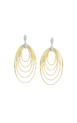 Marco Bicego Marrakech Onde Earrings OG374 B YW M5 product image