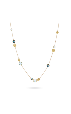 Marco Bicego Jaipur London Blue Necklace CB1485-MIX725-Y-02 product image