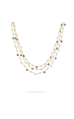 Marco Bicego Paradise Blue Necklace CB954-MIX240-Y-02 product image
