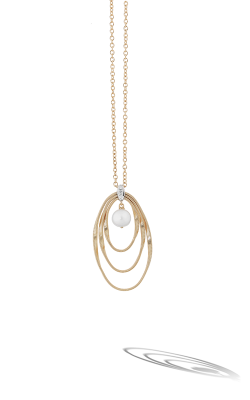 Marco Bicego Marrakech Onde Necklace CG785-B PL YW product image