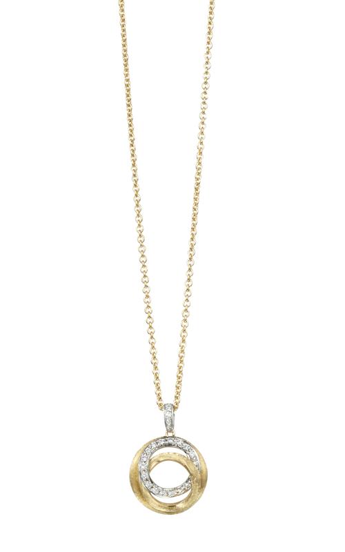 Marco Bicego Diamond link Necklace CB1671-B-W product image