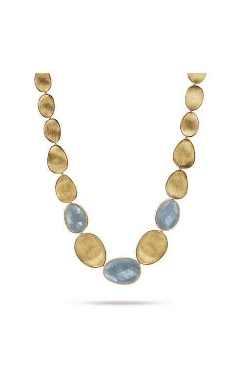 Marco Bicego Lunaria Necklace CB1873-AQD-Y product image