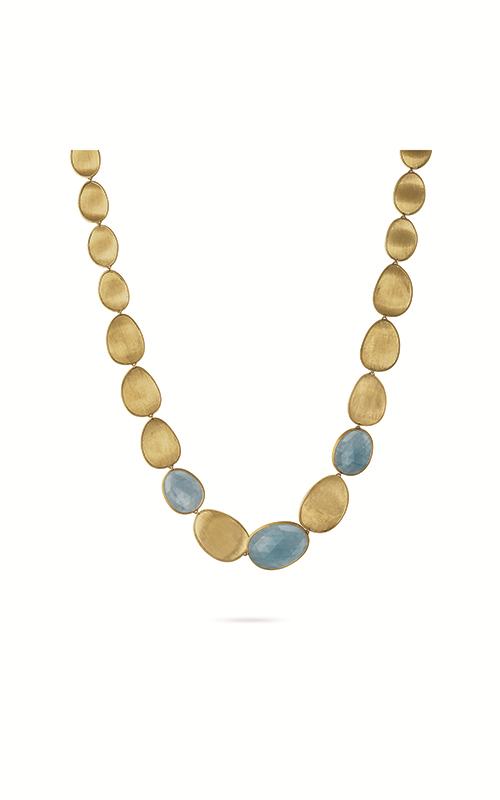 Marco Bicego Lunaria Necklace CB1878-AQD-Y product image