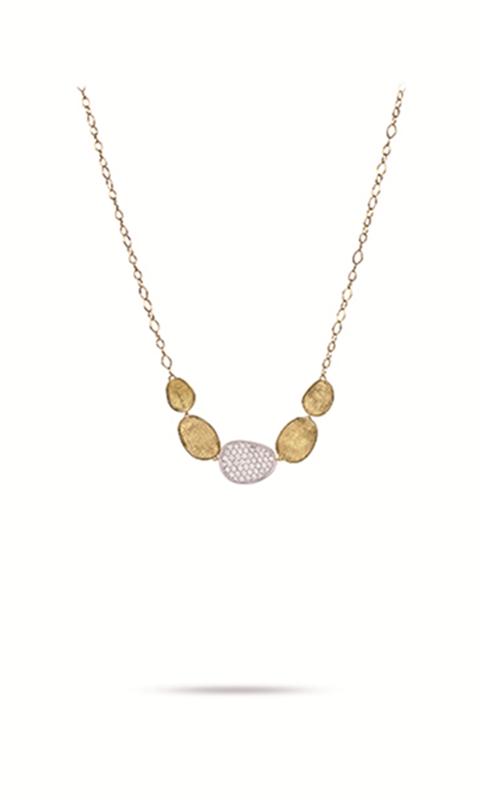 Marco Bicego Diamond Lunaria Necklace CB1974-B-YW product image