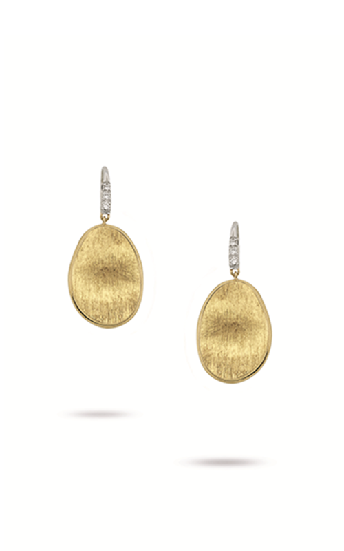 Marco Bicego Diamond Lunaria Earrings OB1342-A-B-YW product image