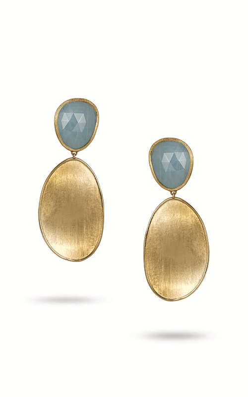 Marco Bicego Lunaria Earrings OB1428-AQD-Y product image
