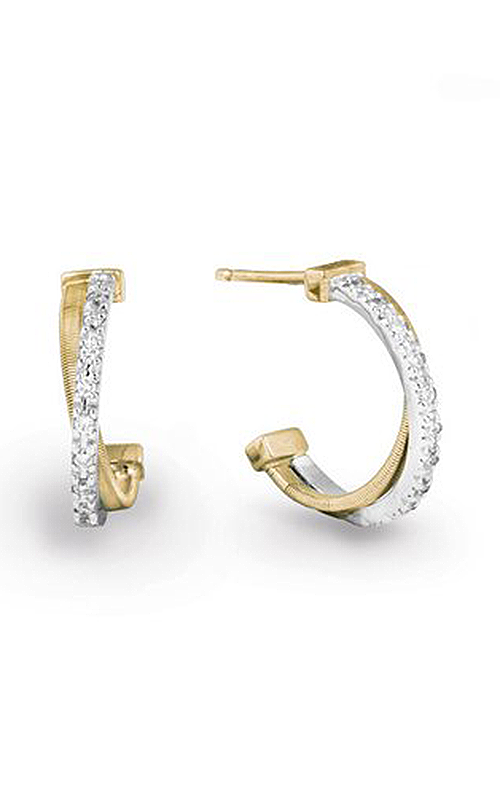 Marco Bicego Yellow White Gold Earrings OG331 B YW M5 product image