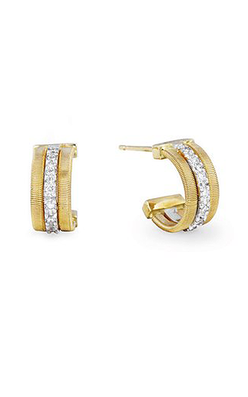 Marco Bicego Yellow White Gold Earrings OG328 B YW M5 product image
