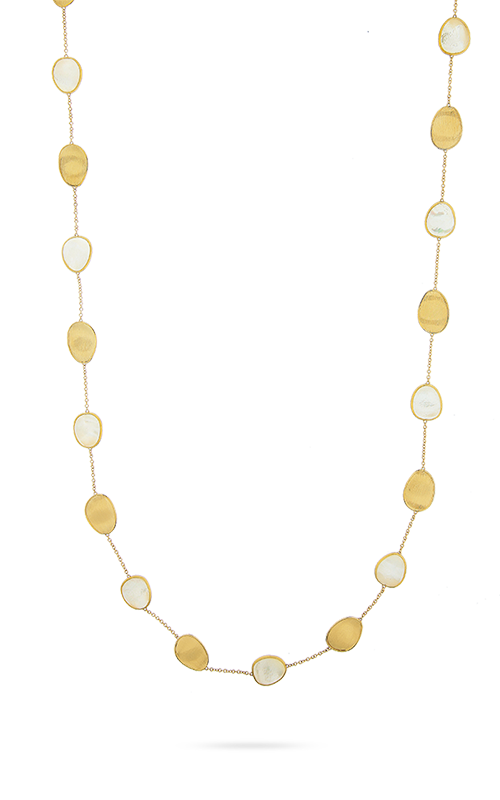 Marco Bicego Lunaria Mother of Pearl Necklace CB2099 MPW Y product image