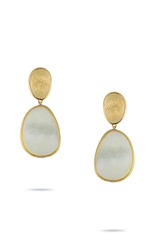 Marco Bicego Lunaria Mother of Pearl Earrings OB1403 MPW Y product image