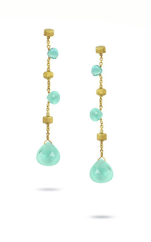 Marco Bicego Paradise Aquamarine Earrings OB1431 AQ01 Y 02 product image