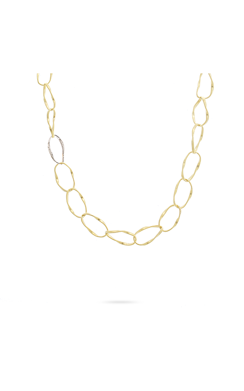 Marco Bicego Marrakech Onde Necklace CG803 B YW M5 product image