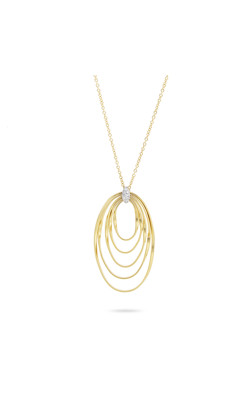 Marco Bicego Marrakech Onde Necklace CG788 B YW M5 product image