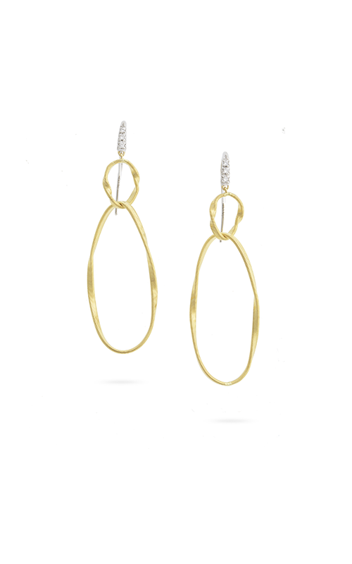 Marco Bicego Marrakech Onde Earrings OG369-A B YW M5 product image