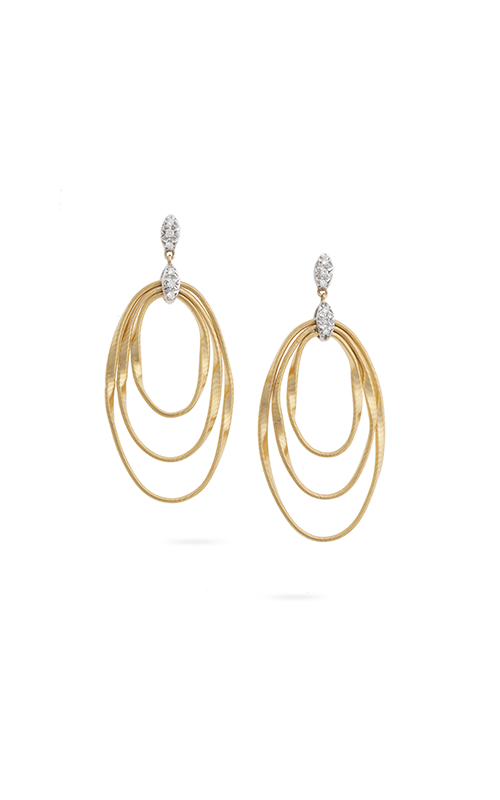 Marco Bicego Marrakech Onde Earrings OG373 B YW M5 product image