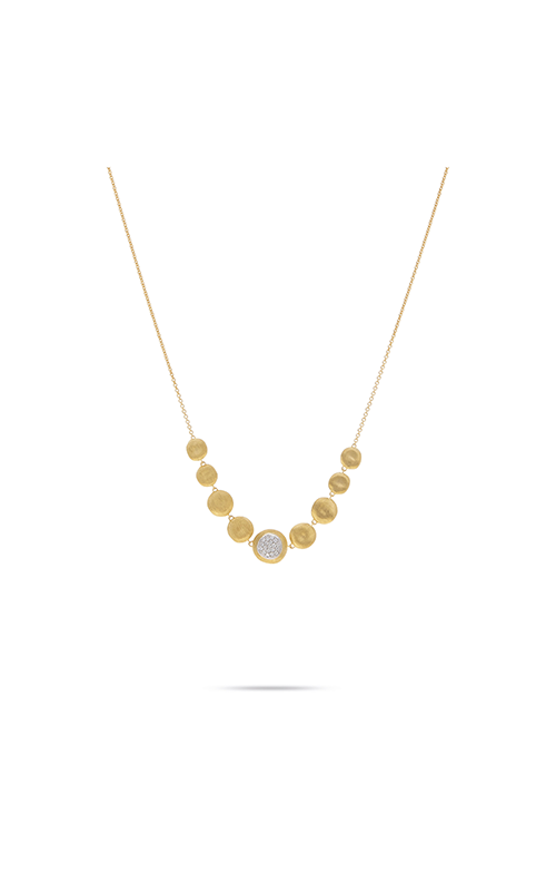 Marco Bicego Jaipur Gold Necklace CB2227-B-YW-Q6 product image