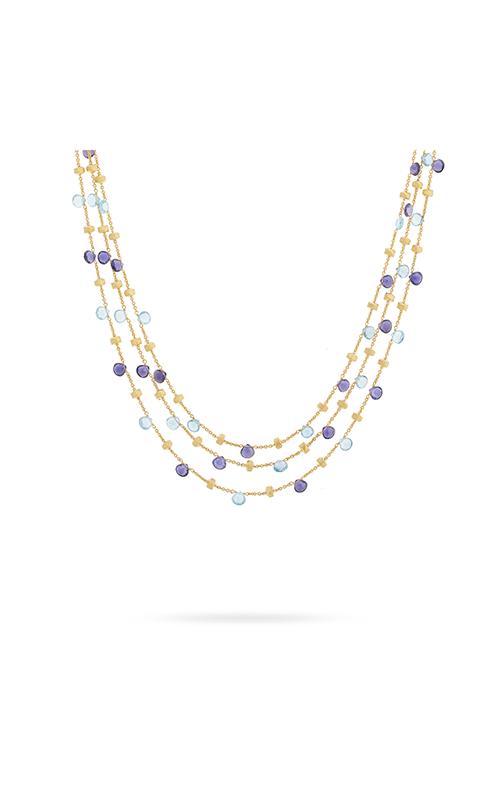 Marco Bicego Paradise Blue Necklace CB954-MIX240-Y-02 product image