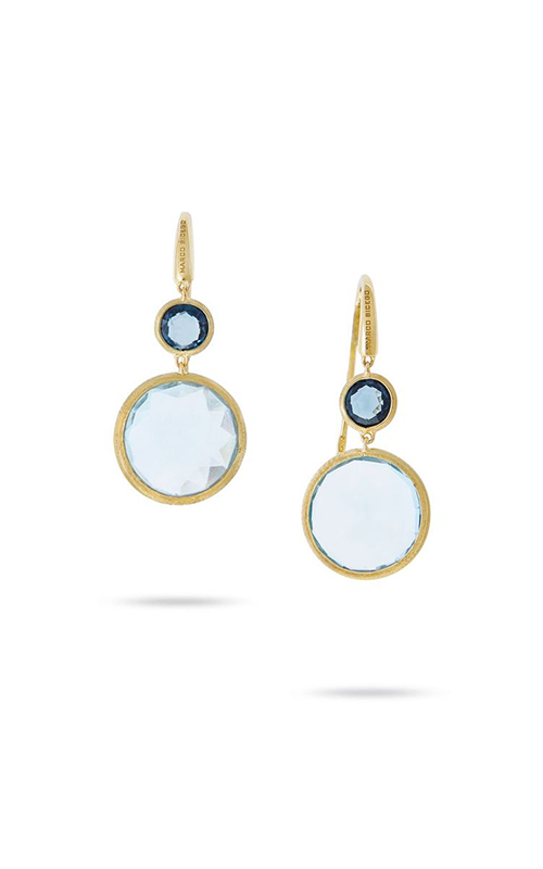 Marco Bicego Jaipur London Blue Earrings OB900-A-MIX725-Y-02 product image