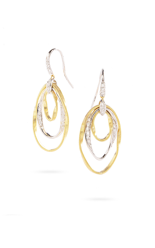 Marco Bicego Marrakech Onde Earrings OG387-A B YW product image