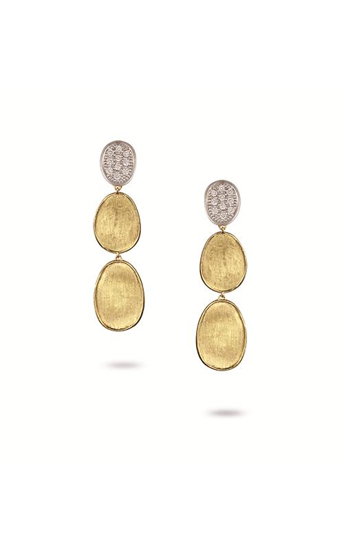 Marco Bicego Diamond Lunaria Earrings OB1465-B-YW product image