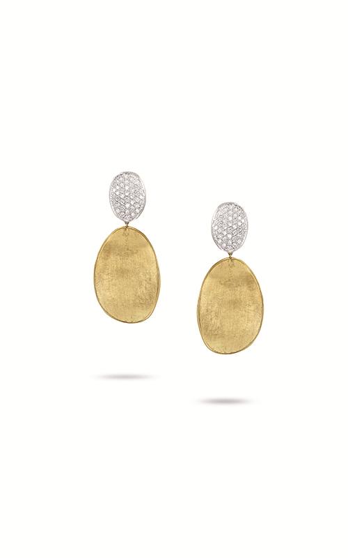 Marco Bicego Diamond Lunaria Earrings OB1426-B-YW product image