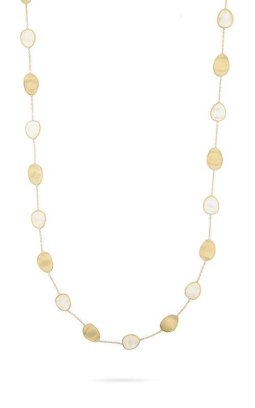 Marco Bicego Lunaria Mother of Pearl Necklace CB2157 MPW Y 02 product image