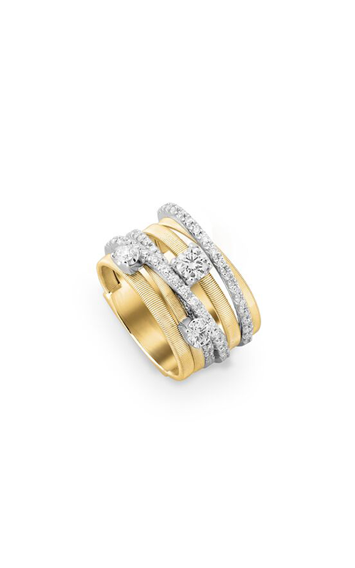 Marco Bicego Goa Yellow White Gold Ring AG316-B-B6-YW product image
