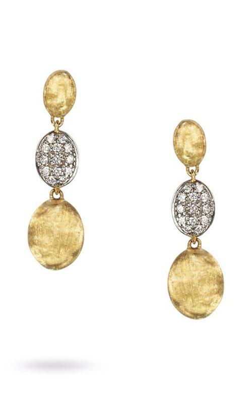 Marco Bicego Siviglia Diamond Earrings OB1234 B YW product image