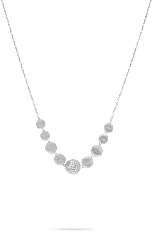 Marco Bicego Diamond link Necklace CB2227BW product image