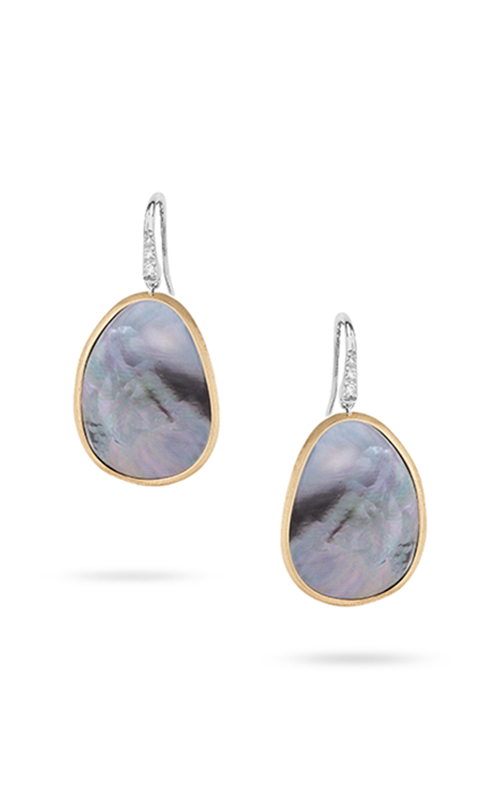 Marco Bicego Lunaria Mother of Pearl Earrings OB1343-AB MPB Y product image