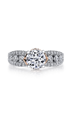 Mars Luxe Engagement ring 26061TT product image