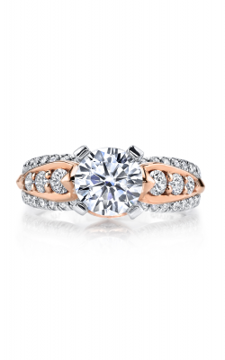Mars Luxe Engagement ring R253 product image