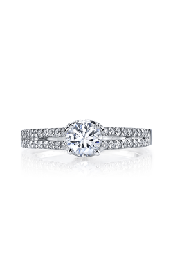 Mars Golden Blossoms Engagement Ring 25813 product image