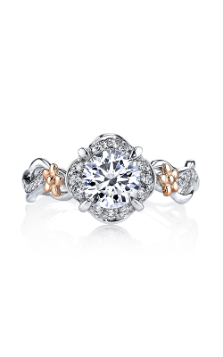 Mars Golden Blossoms Engagement Ring 25952 product image