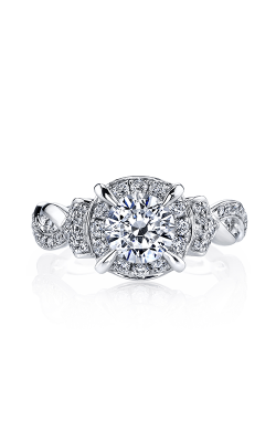 Mars Golden Blossoms Engagement Ring 25948 product image