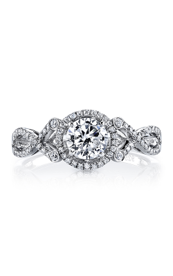 Mars Golden Blossoms Engagement Ring 25740 product image