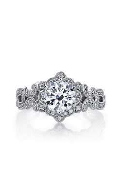 Mars Golden Blossoms Engagement Ring 26594 product image