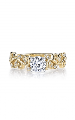 Mars Golden Blossoms Engagement Ring 26504 product image