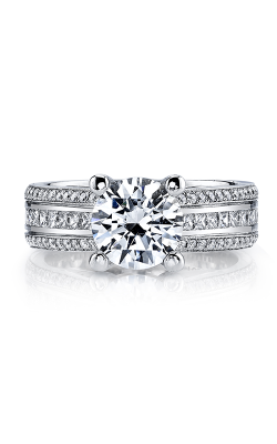 Mars Luxe Engagement ring R266 product image