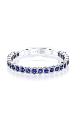 Mars Stackable Wedding band 26259WGBS product image