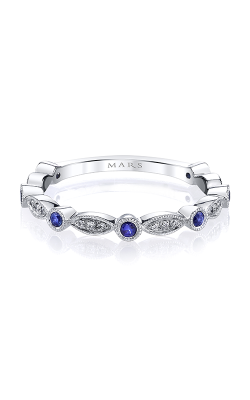 Mars Stackable Wedding band 26935WGBS product image
