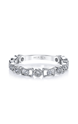 Mars Stackable Wedding Band 26211 product image