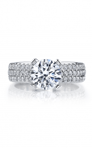 Mars Luxe Engagement ring R247 product image