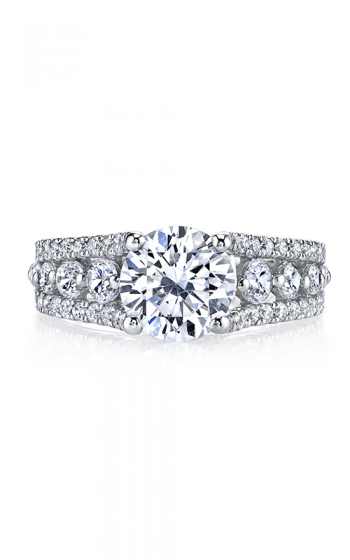 Mars Luxe Engagement ring 25734 product image